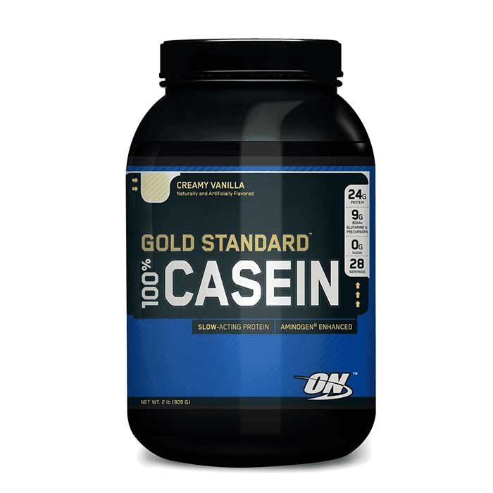 100% Casein - 909G - Optimum Nutrition