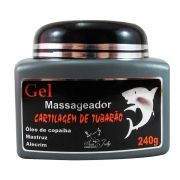 Gel Massageador Cartilagem de Tubarão 240g San Jully