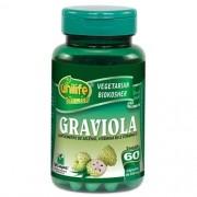 Graviola - 60 cápsulas - 560mg