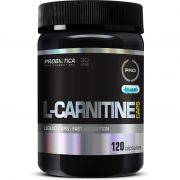 L-Carnitine Caps - 120 Cápsulas - Probiótica