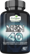 Men 40 1000mg - 60 cápsulas - Katigua