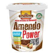 Pasta de Amendoim com Avelã e Cacau 450g - DaColônia