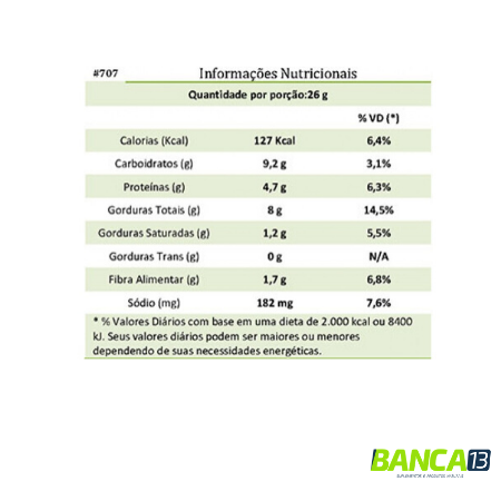 AMENDOIM CROCANTE SALGADO 100g