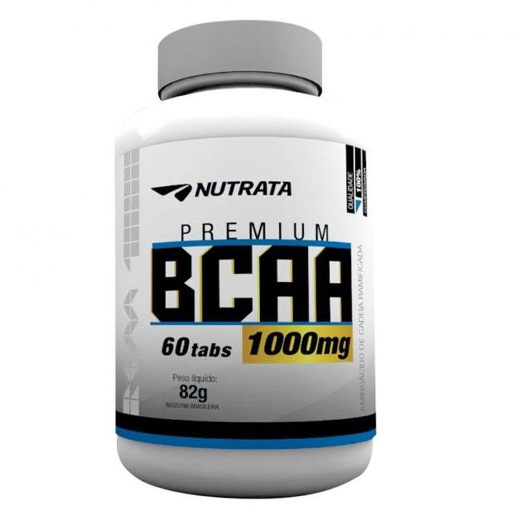 BCAA 1000mg - Nutrata