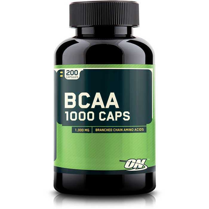 BCAA - 1000mg - Optimum Nutrition