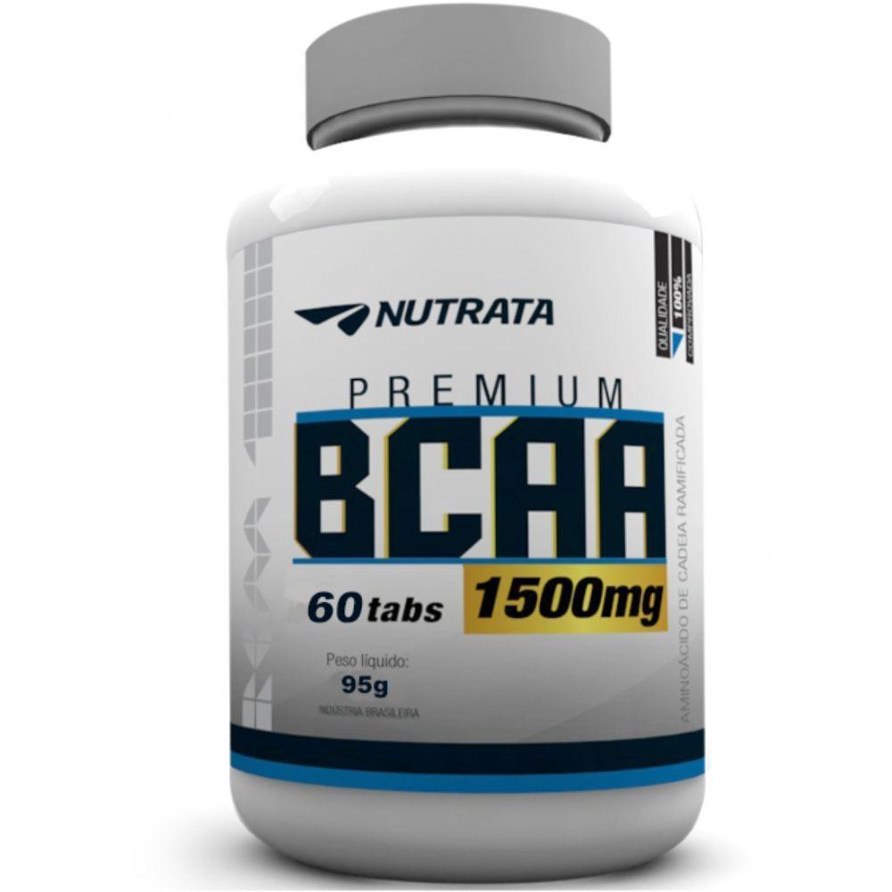 BCAA 1500mg  - Nutrata