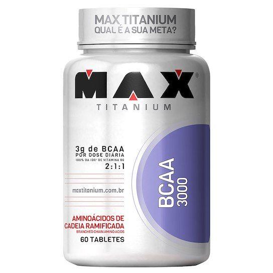 BCAA 3000 60 tabs Max Titanium