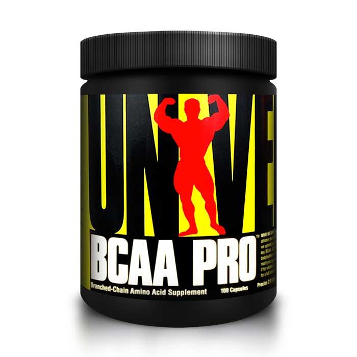 BCAA Pro - 100 Cápsulas - Universal Nutrition