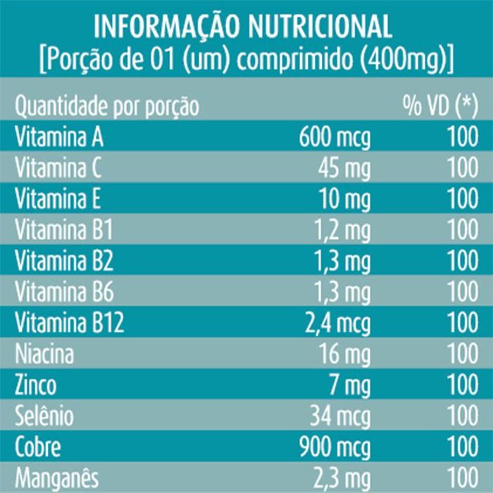 BioLutein - 30 comprimidos 400mg - Suplanatural