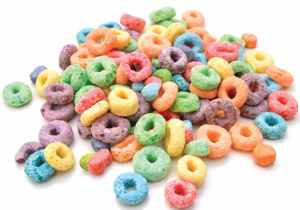 Cereal Matinal Fruit Rings - 100g - Alca Foods