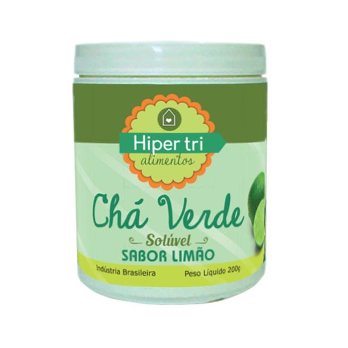 Chá Verde Solúvel - 200g - Hiper Tri Alimentos