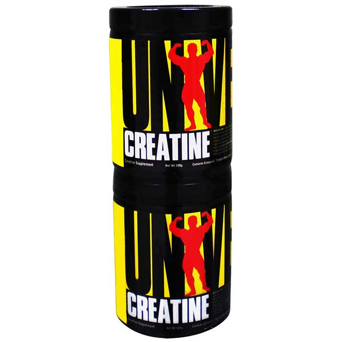 Combo Creatina Powder - 400g - Universal Nutrition