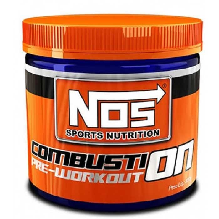 CombustiON - 270g - NOS Sports Nutrition