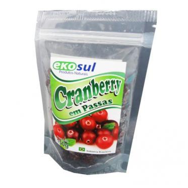 Cranberry em Passas 150g Ekosul