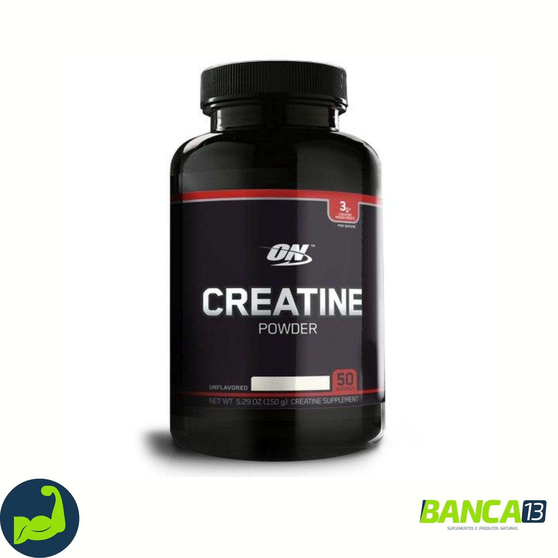 CREATINA (150G) BLACK LINE OPTIMUM NUTRITION