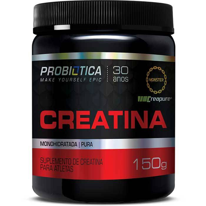 Creatina Creapure - 150g - Probiótica