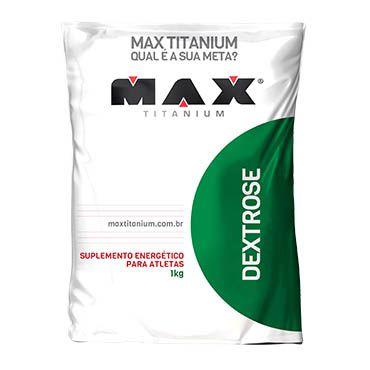 Dextrose Natural - 1000g - Max Titanium