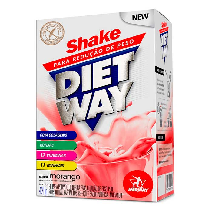 Diet Way - 420g - Midway