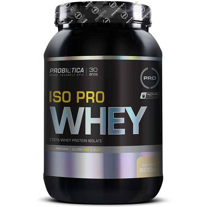 Iso Pro Whey - 900g - Probiótica