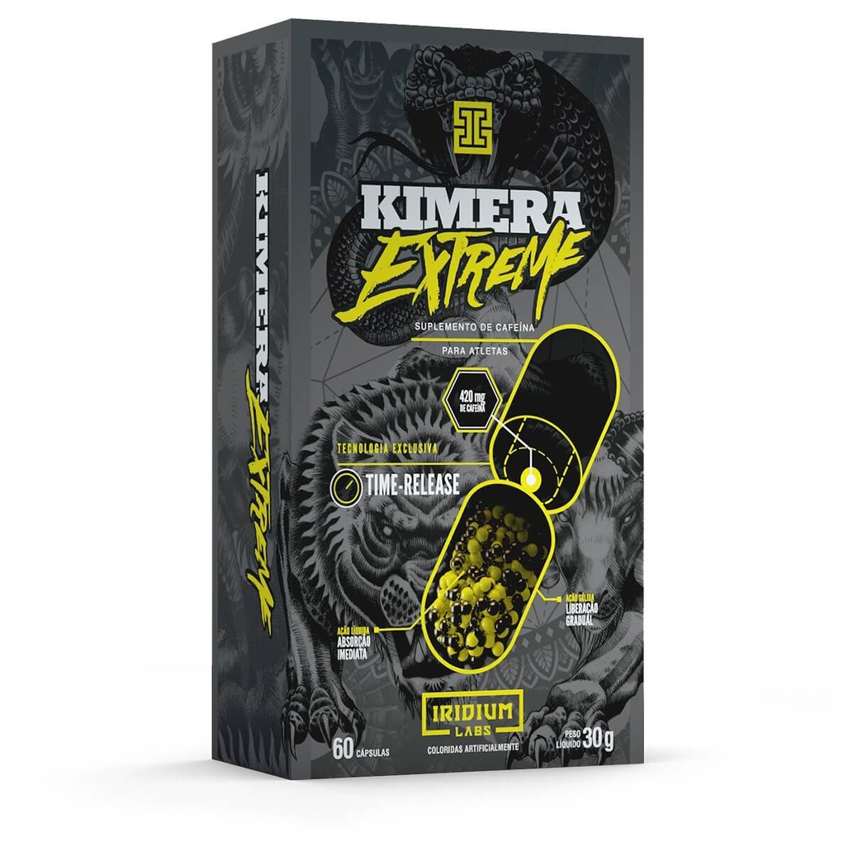 Kimera Extreme 60 cápsulas