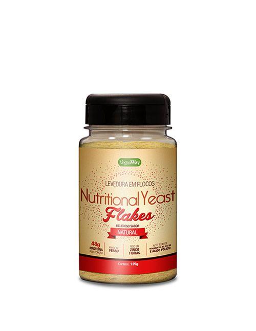 Levedura em Flocos - Nutritional Yeast em Flocos - 125g