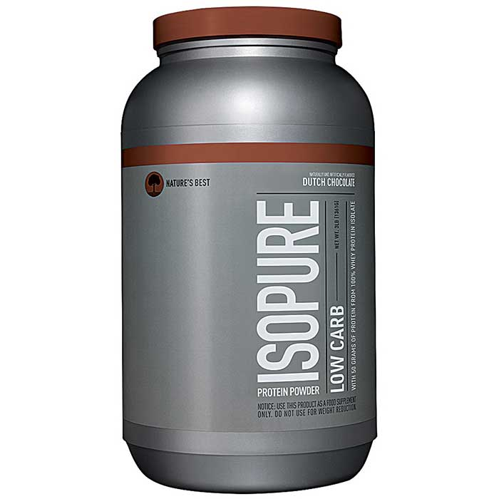 Low Carb Isopure Perfect Chocolate - 1361G - Nature'S Best