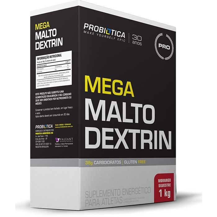 Mega Maltodextrin - 1kg - Probiótica