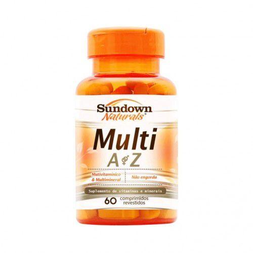 Multi A Z - 60 comprimidos - Sundown