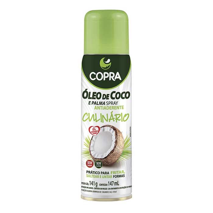 Óleo de Coco e Palma Spray - 147ml - Copra Coco