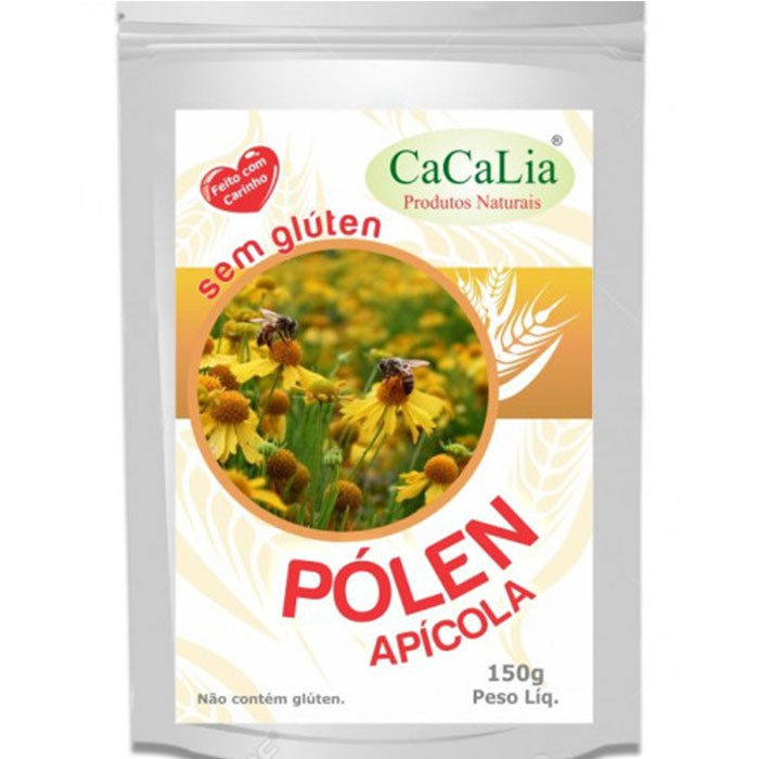 Pólen Apicola - 150g - CaCaLia