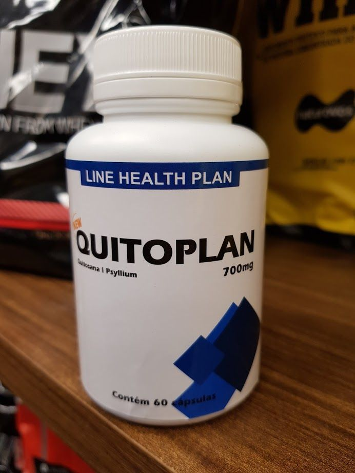 Quitoplan 60 capsulas 700mg Vida Natural