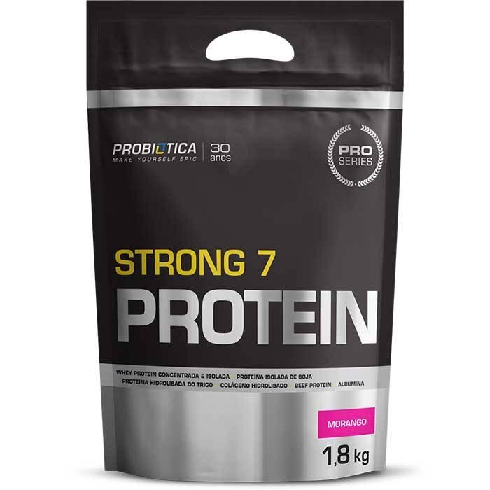 Strong 7 Protein - 1800g - Probiótica