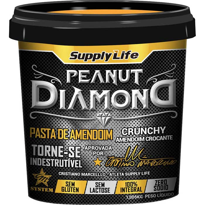 SUPER PROMO PAGUE 1 LEVE 2 - PASTA DE AMENDOIM SUPPLY LIFE