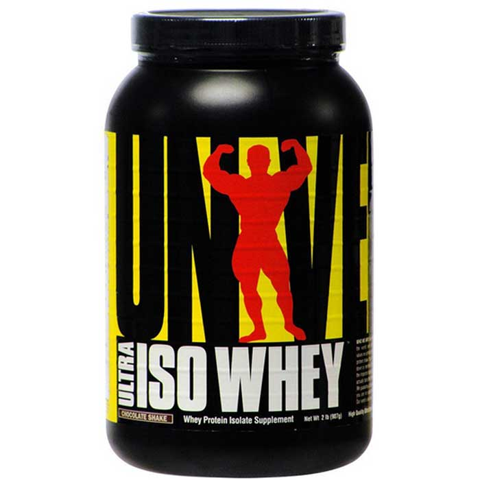 Ultra ISO Whey - 907g - Universal Nutrition