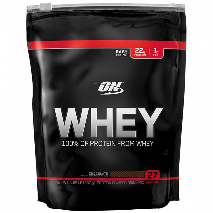 Whey 100% ON Protein - Refil - 824g - Optimum