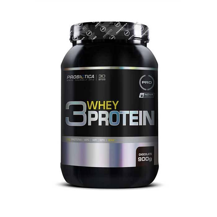 Whey Protein 3W - Probiótica