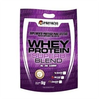 Whey Protein Super Blend 1kg - Spartacus