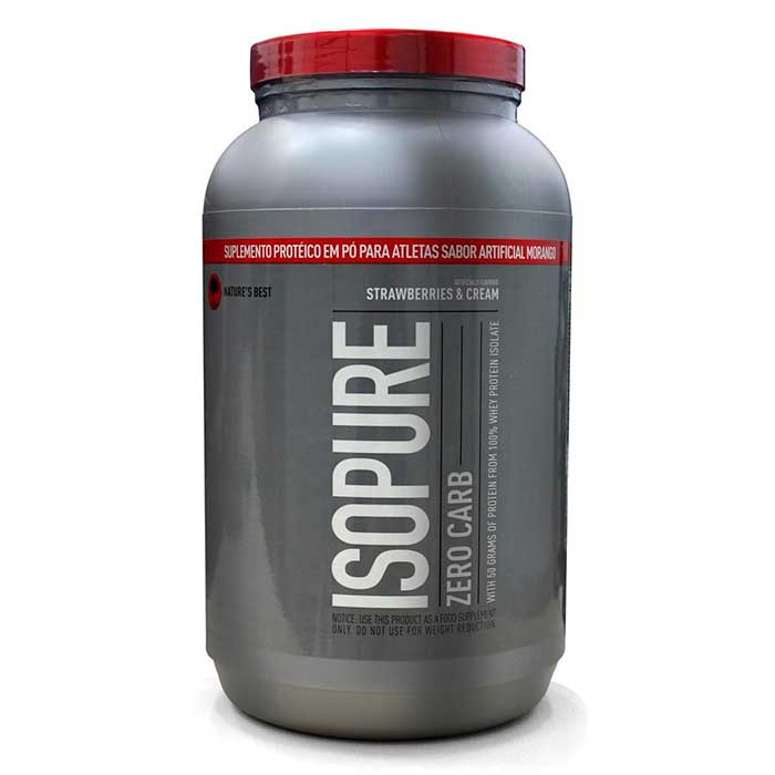 Zero Carb ISOPURE Perfect - 1360g - Nature's Best