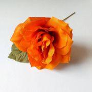 FLOR FLAMENCA tecido 11cm várias cores