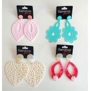 Kit 01 - 4 pares de brincos