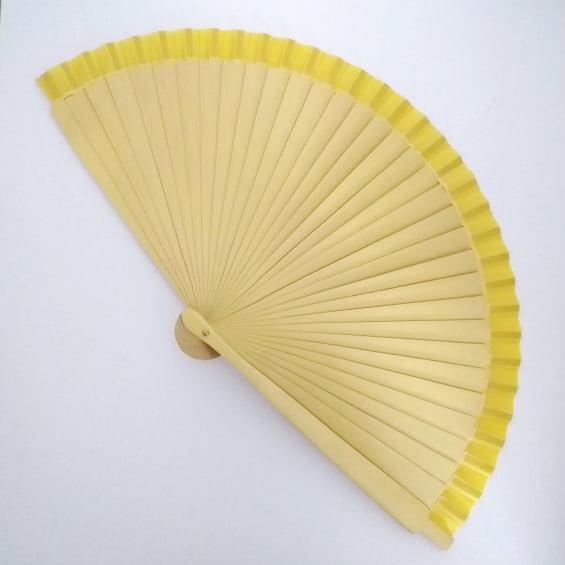 LEQUE 23 médio liso amarelo espanhol