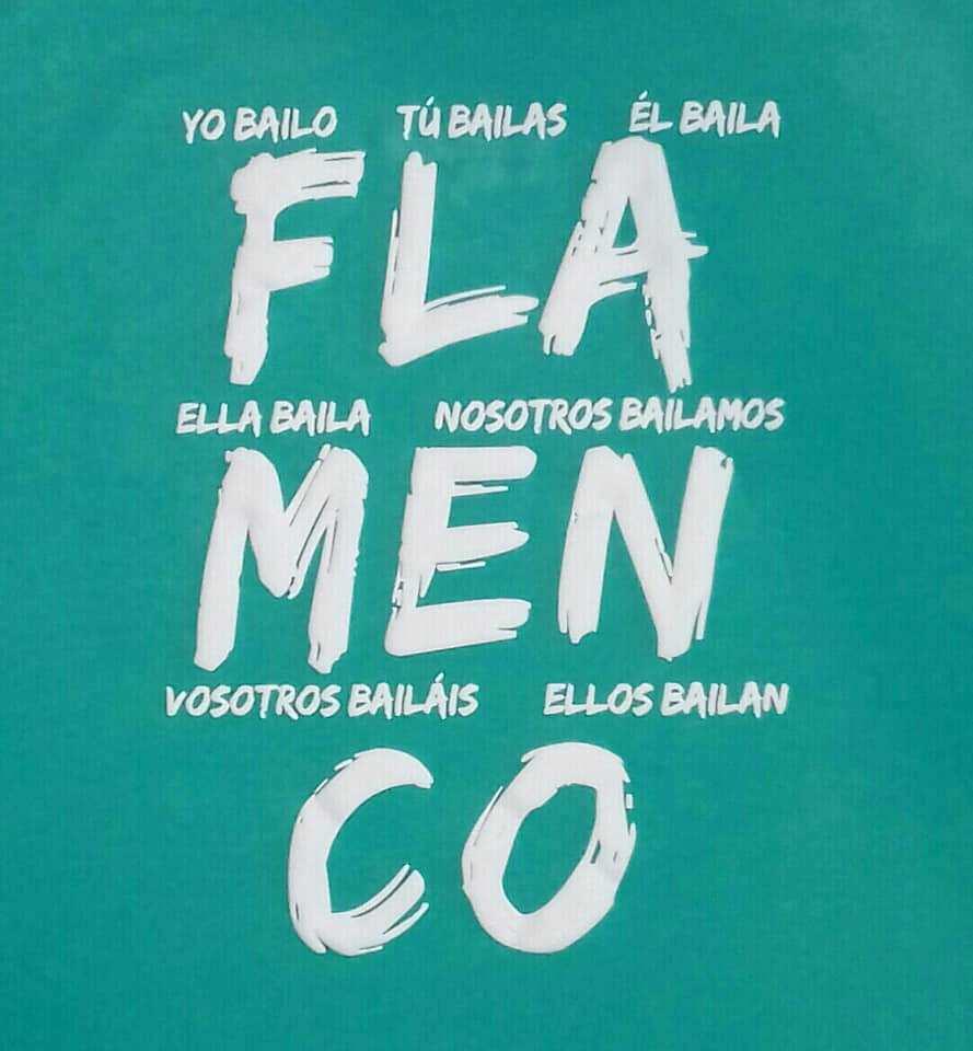 Regata Quem Baila Flamenco