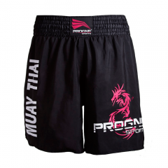 Short Muay Thai Preto
