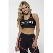 TOP OXYFIT WILL STRONGER PRETO