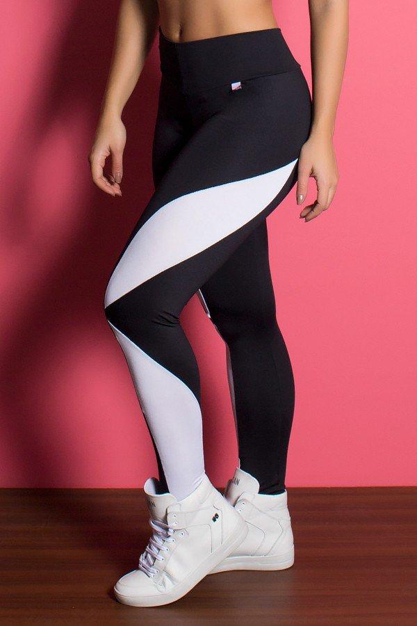 Legging Detalhe Dry Fit