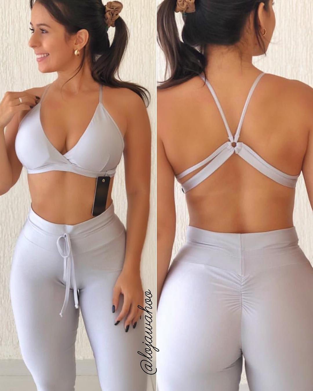 CONJUNTO PERFECT WHITE