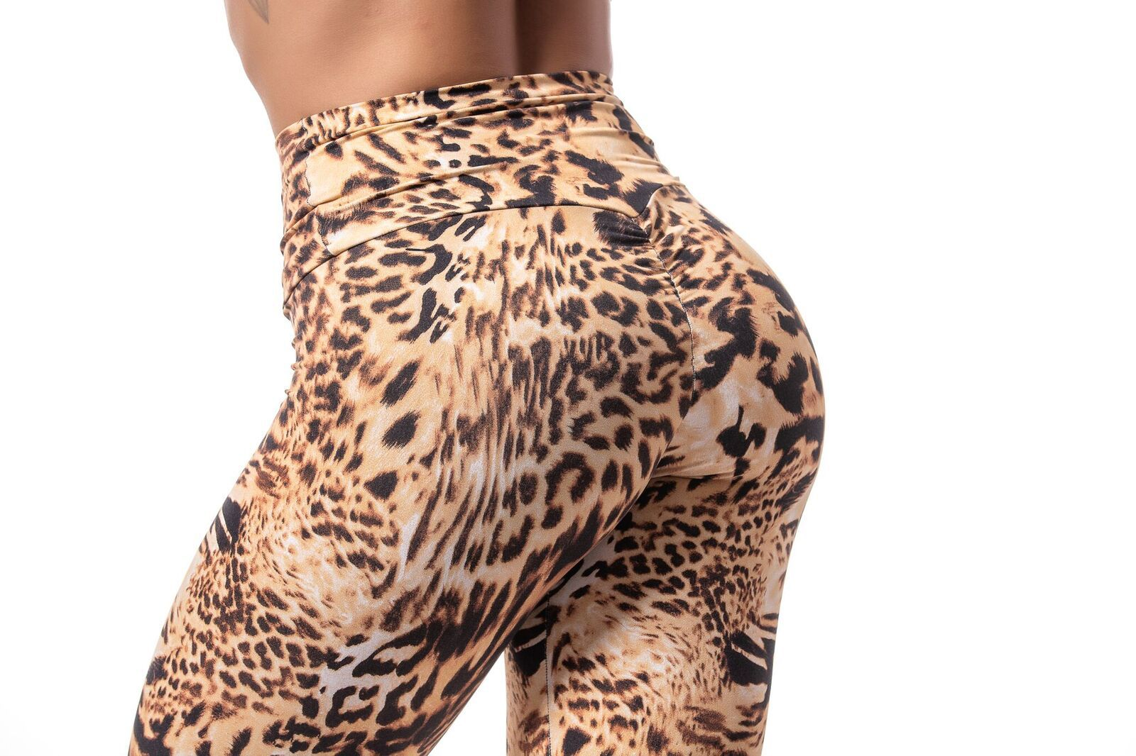 LEGGING ANIMAL PRINT JAGUAR TWO