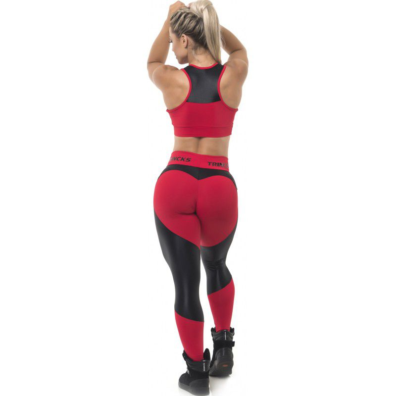 LEGGING SWEET RED