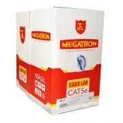 CABO UTP CAT 5 E AZUL (305M)