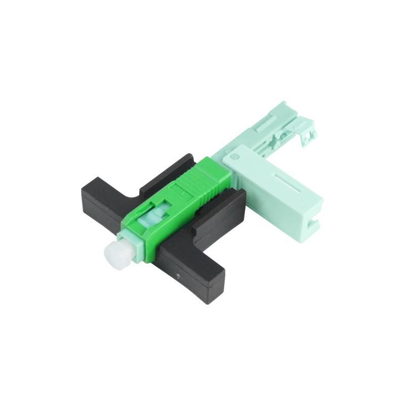 CONECTOR FAST NAZDA SC/APC CLICK